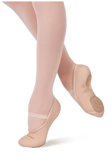Soft dance shoes (slippers)