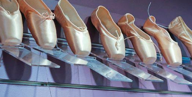5 tips about choosing your first pointe shoes | Bestpointe.com: The ballet experts