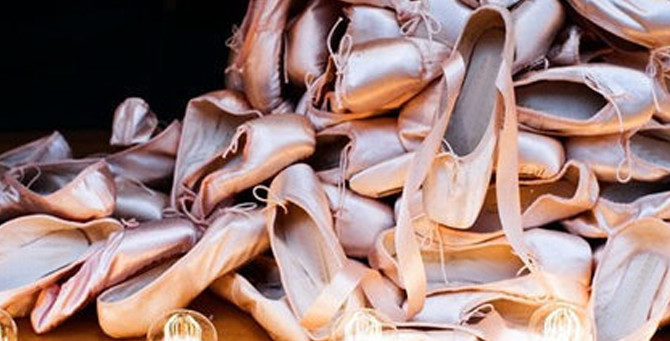 Find your way to buy pointe shoes cheap!