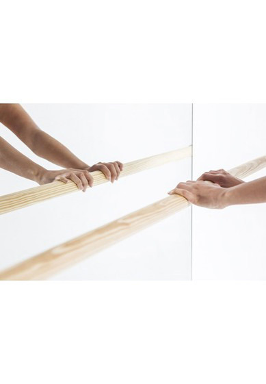 Ballet Wooden Barre