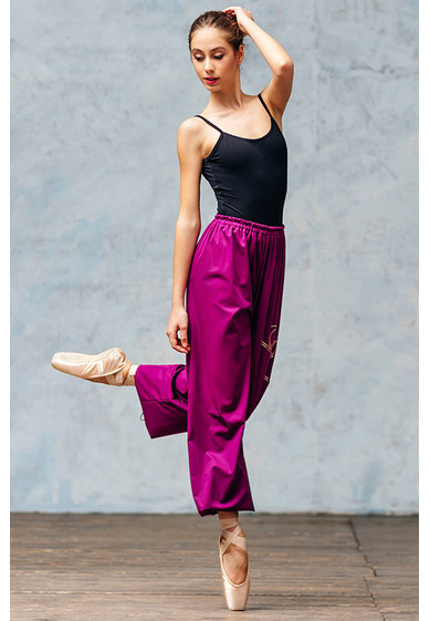 LADY'S WARM-UP PANTS BY GRISHKO