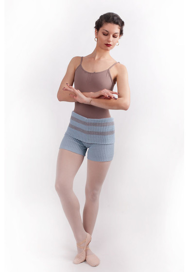 HANDMADE KNITTED SHORTS BY TANOK