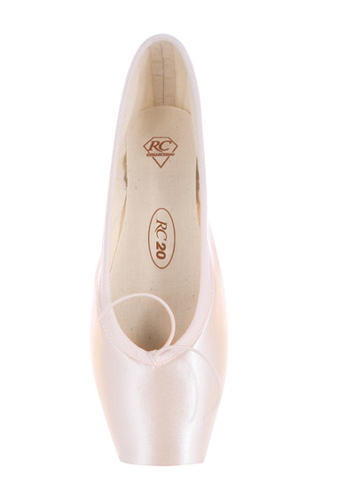 RC-20 POINTE SHOES BY R-CLASS