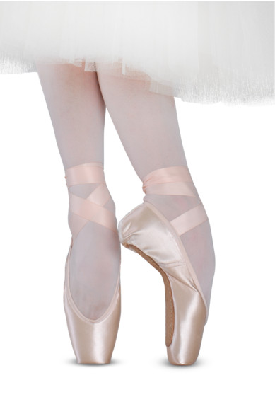 JW-R POINTE SHOES BY R-CLASS