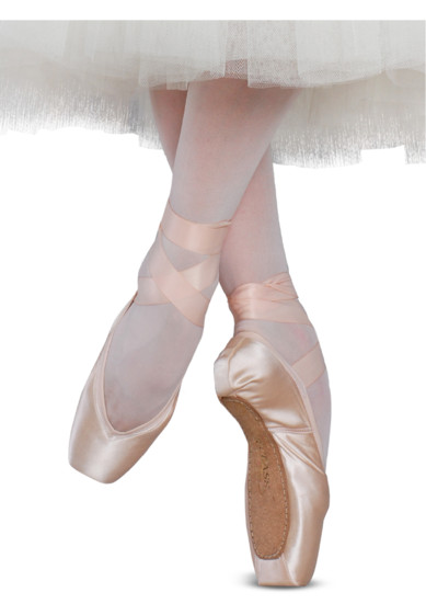 JW-S POINTE SHOES BY R-CLASS