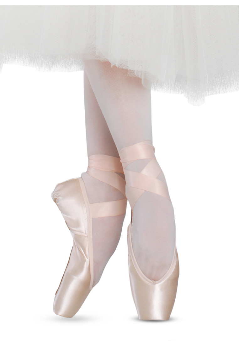 JW-T (TOPAZ) POINTE SHOES BY R-CLASS 1