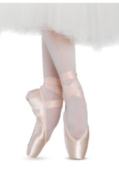 JW-T (TOPAZ) POINTE SHOES BY R-CLASS