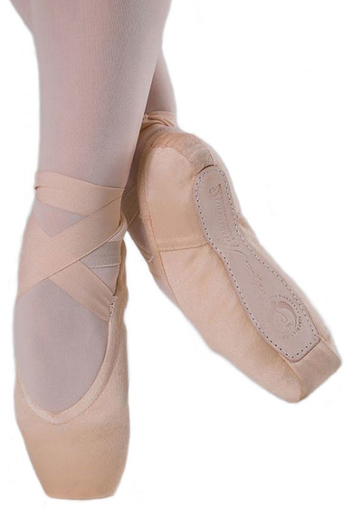 KARSAVINA OUTLET POINTE SHOES - SATIN VERSION BY SIBERIAN SWAN