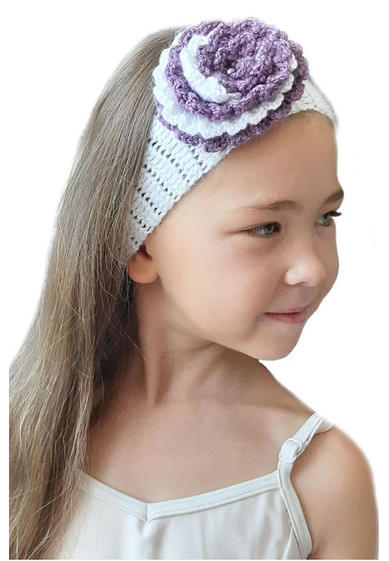 KNITTED HAIRBAND FOR KIDS BY TANOK