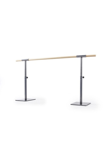 HEIGHT ADJUSTABLE BALLET BARRE WITHOUT WHEELES