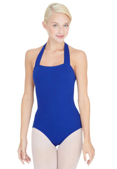WOMEN'S HALTER LEOTARD BY CAPEZIO