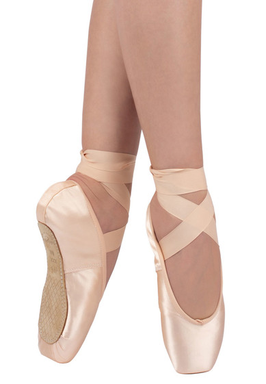 3007 PRO (a.k.a. PRO QUIET) POINTE SHOES BY GRISHKO