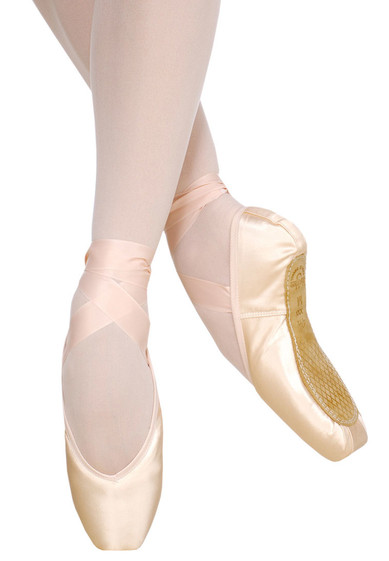MAYA II (a.k.a. Vaganova) OUTLET POINTE SHOES BY GRISHKO