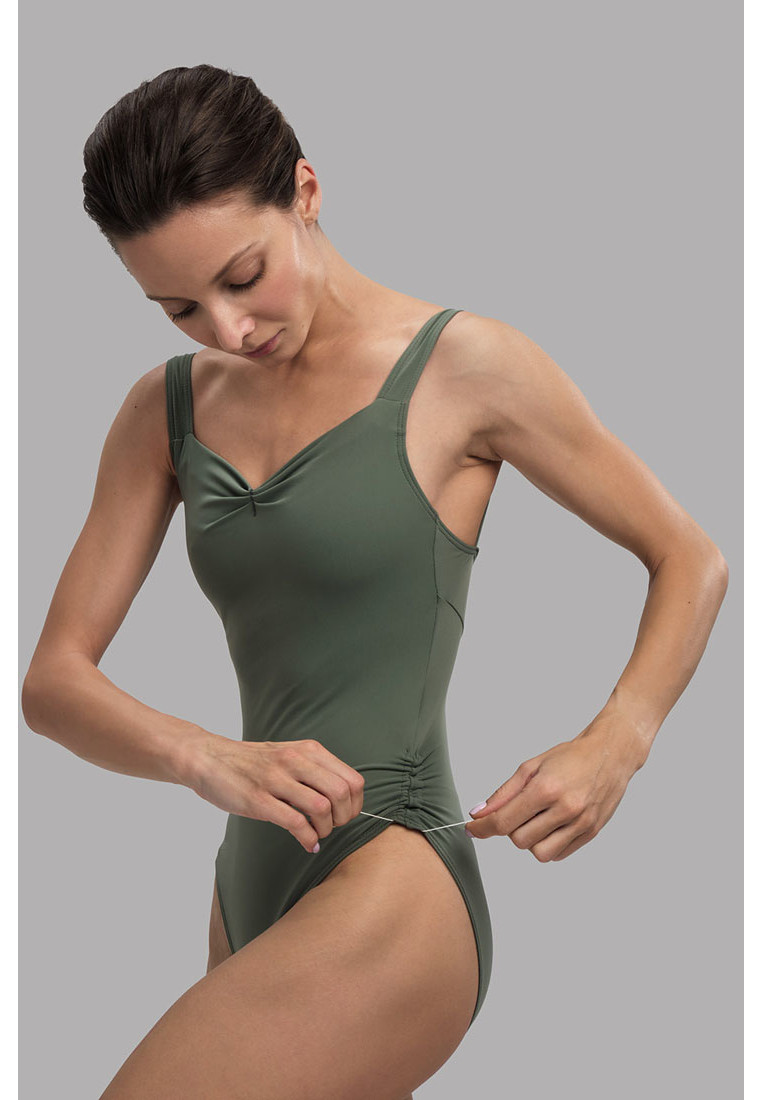 CLASSIC EXCELLENCE.TANK STYLE LEOTARD BY GRISHKO 1