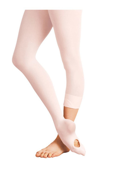 CONVERTIBLE BALLET TIGHTS 60 DEN BY PRIDANCE