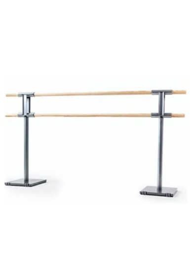 PORTABLE BARRE WITH WHEELS