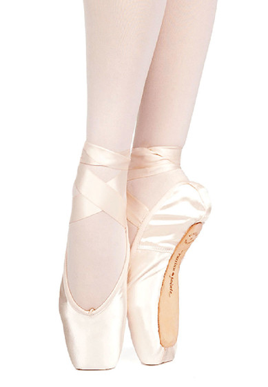 MUSE POINTE SHOES BY RUSSIAN POINTE