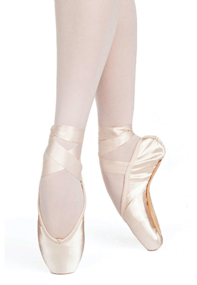 ENTRADA PRO POINTE SHOES BY RUSSIAN POINTE